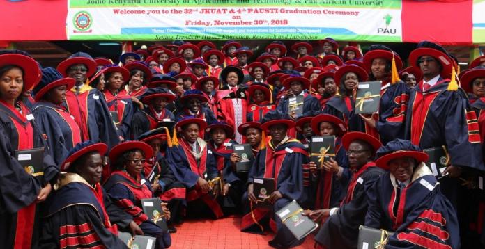 Professors in Kenya