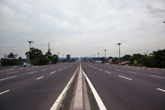 The toll highway is to be built and operated by a French consortium. It is expected to boost trade flows and ease congestion on the Northern Corridor.