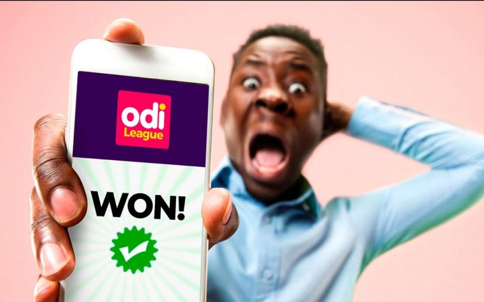 virtual betting on Odileague