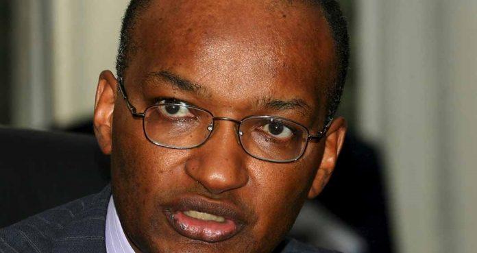 CBK Governor Dr Patrick Njoroge on Central Bank Rate