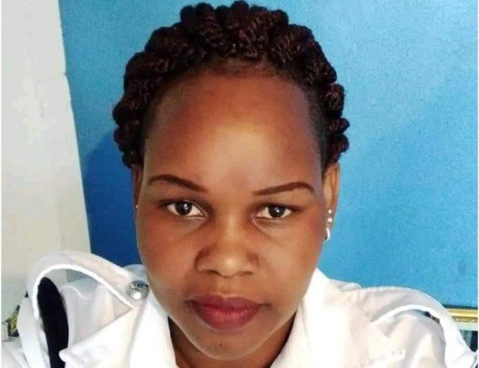 Caroline Kangogo suicide 5