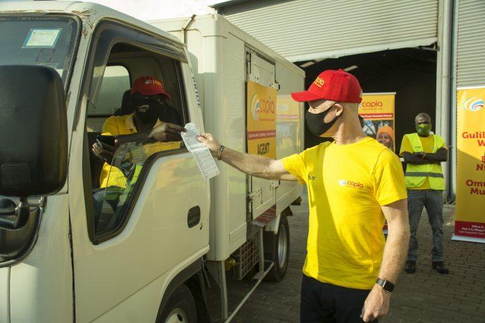Copia in Uganda
