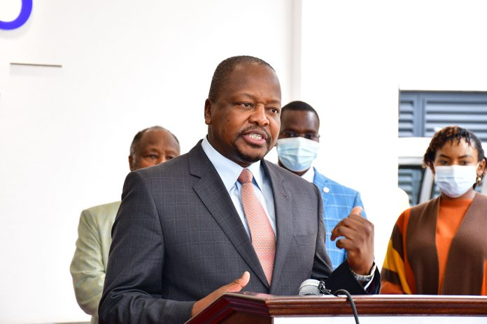 Hon. Kagwe's visit to Chiromo Hospital Group comes immediately after President Uhuru Kenyatta witnessed the signing of an Memorandum of Understanding (MoU) between the Ministry of Health and Italian Health firm Gruppo San Donato (GSD) on advancing mental health in Kenya