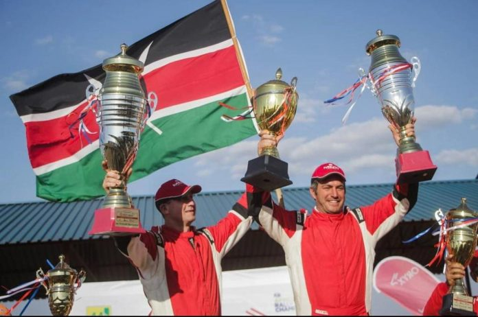 The Tanzania rally was Tundo's second win of the season in the R5 car after emerging winner of ARC Equator Rally in April 2021.