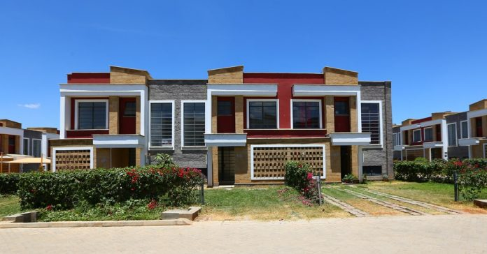 Investing in Real Estate in Kenya - HF Almond Grove project