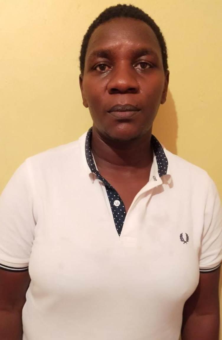 female uber drivers - Jane nanjala
