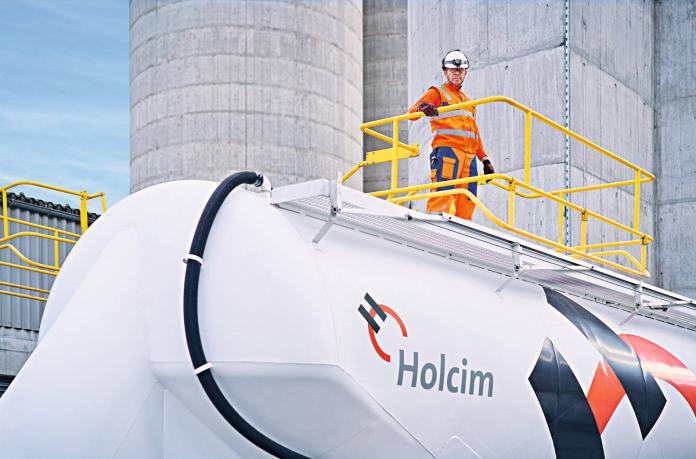 Lafarge rebrands to Holcim