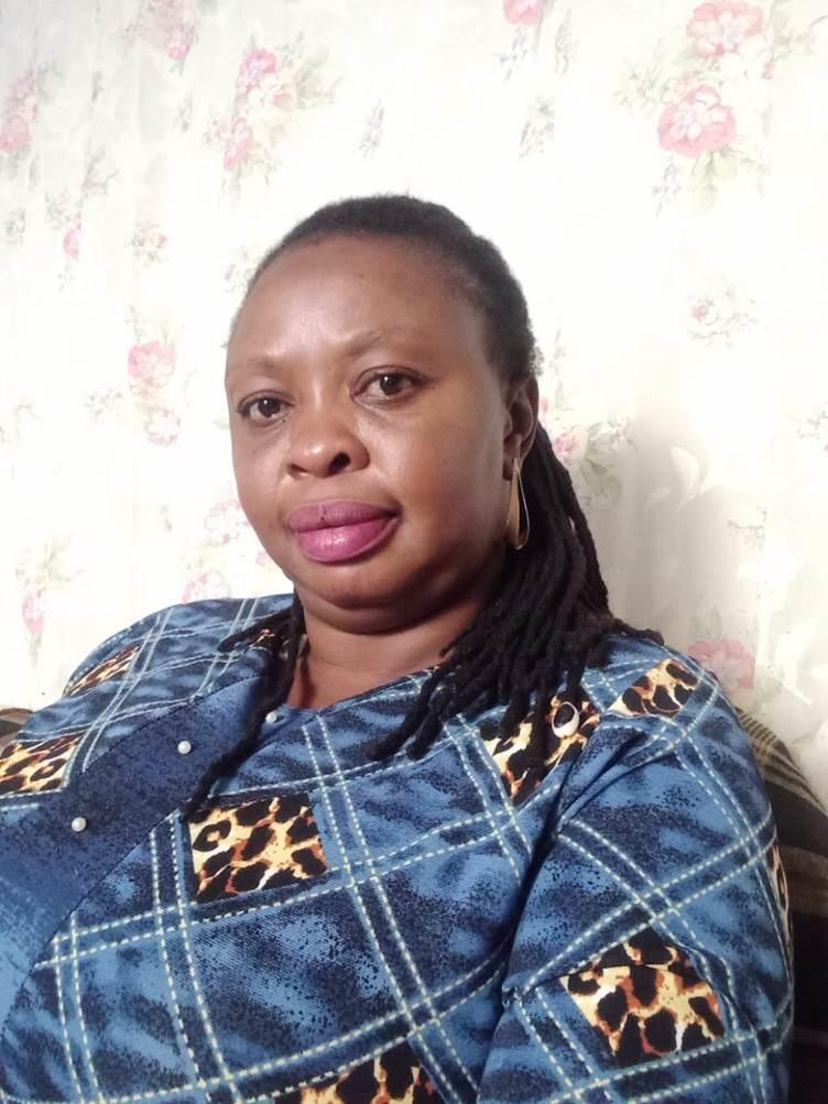 Uber female drivers - Mercy Wambui