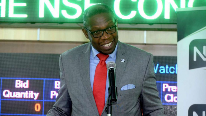 NSE Derivatives Markets - Geoffrey Odundo
