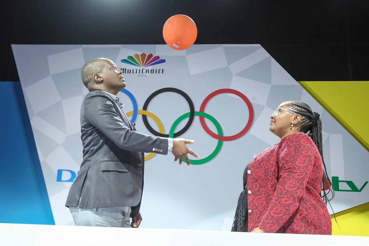Philip Wahome - Multichoice - Tokyo Olympics Schedule