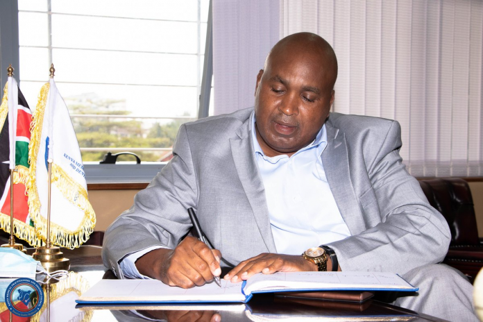 Pro Simon Gicharu - MKU Founder chairman of Kenyan private universities