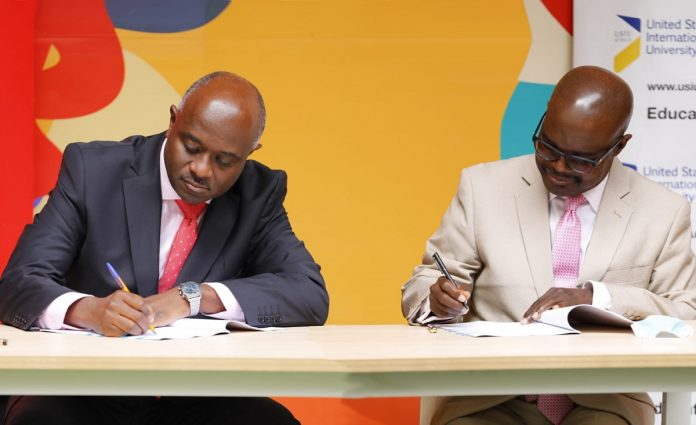 Qwetu USIU-Africa partnership