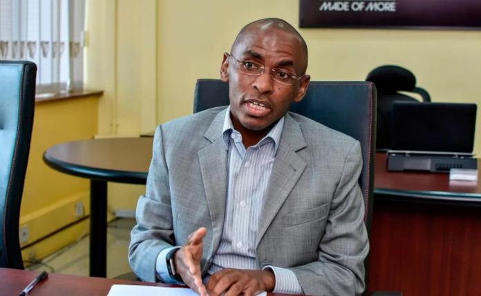 Safaricom CEO Peter Ndegwa - Safaricom Ethiopia