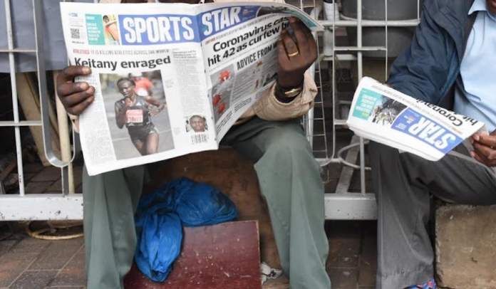Star newspaper defamation ruling 2