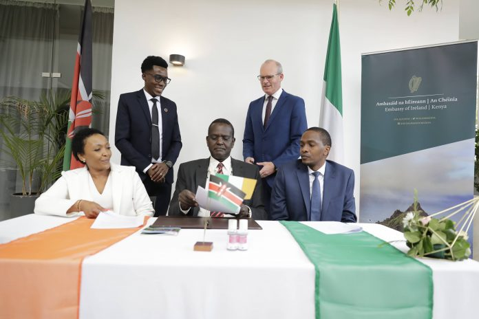 Enterprise Ireland, the Irish Government's trade and innovation agency played an active role in supporting Davra which led to the MoU with the Kenyan Senate being signed.