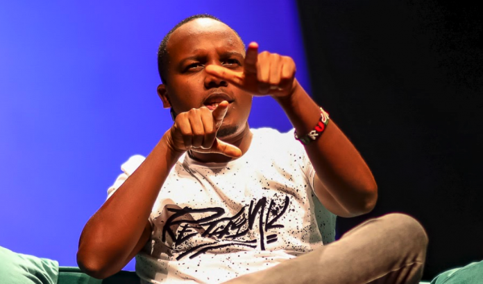 Abel Mutua is one of Kenya's most recognizable actors thanks to various roles in TV shows including Tahidi High, Hapa Kule News and Anda Kava. He is also the creative director at Philit Productions.