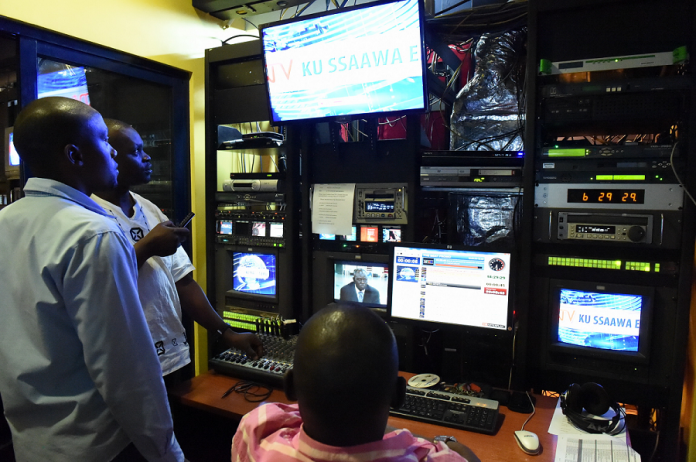 advertising spend in kenya - media consumption trends
