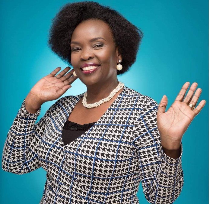 jennifer karina - Kenya Re chairperson