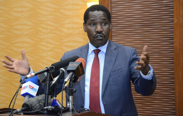 Agriculture CS Peter Munya has dismissed the Kiraitu-led team as being hell-bent on dividing the people of Mt. Kenya.