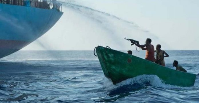 The world's piracy hotspot, the Gulf of Guinea, accounted for over 95% of crew numbers kidnapped worldwide in2020.