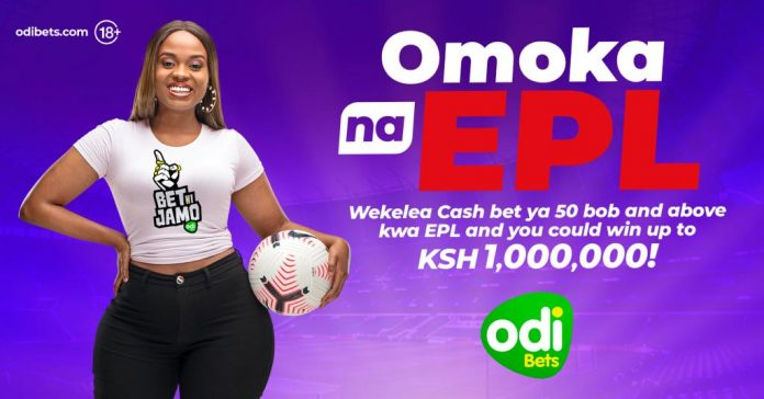 Winners will receive their various prizes(cash) credited to their OdiBets' accounts.