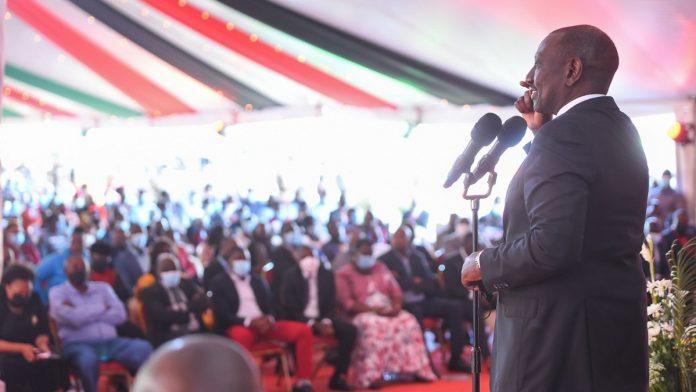 William Ruto wealth