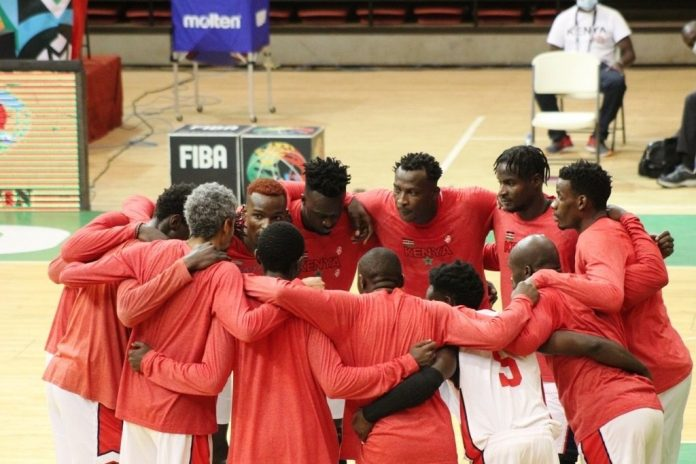 'Team Morans' kick off their campaign on Wednesday 25thAugust against Cote D'Ivoire at 10pm. [Photo/ @OlympicsKe]