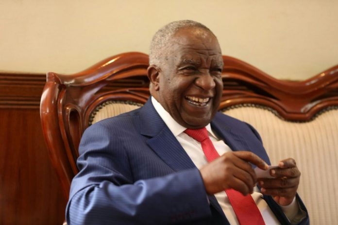 Peter Munga is a founding shareholder of Equity Bank and one of Kenya's renowned tycoons. [Photo/ File]
