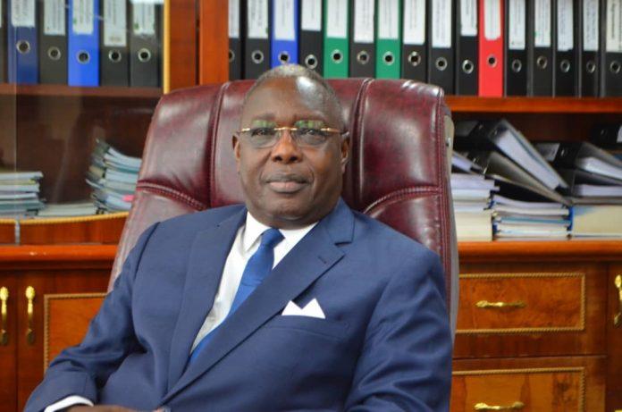 Dr Martin Elia Lomuro - South Sudan Minister of Cabinet Affairs