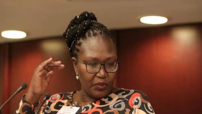 Justice Teresia Matheka - housewives fulltime job