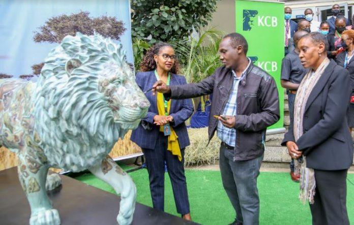 KCB Lion Conservation