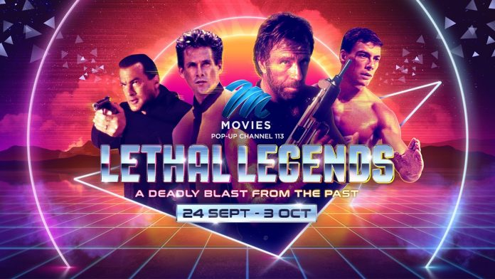 M-Net Movies Lethal Legends