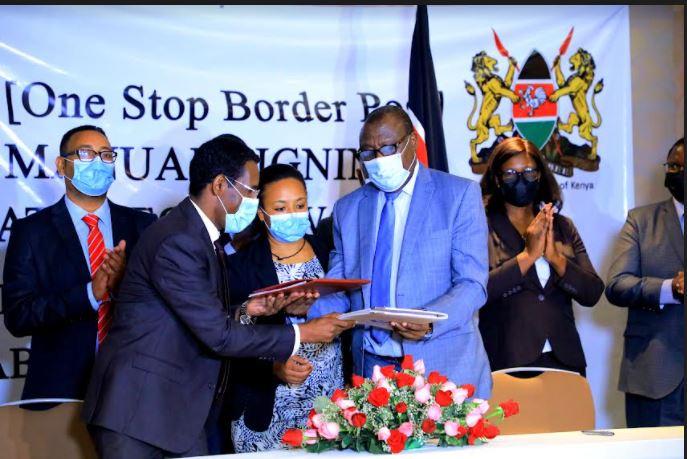Moyale One Stop Border Post (OSBP)