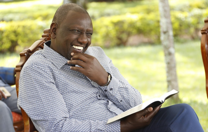 William Ruto taxes