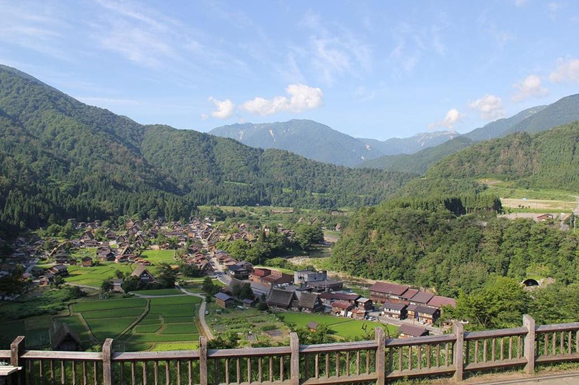 Nyasirimbi village - Shirakawa-go