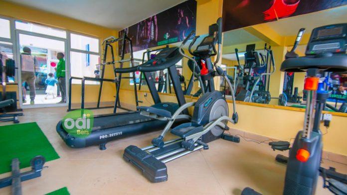 Ugali Man Gym