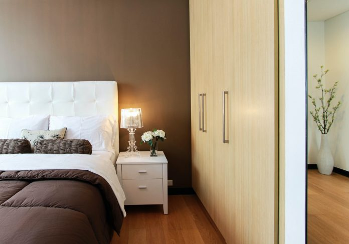 According to SweepStars, bedroom curtains and pelmets aren't always given much thought, but they are dust and allergen traps.