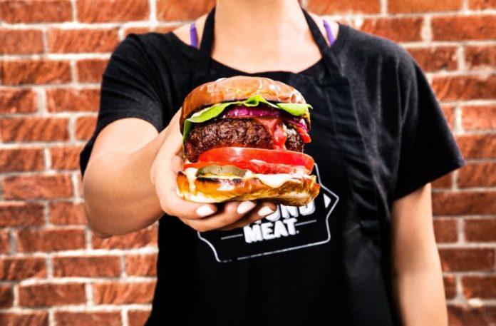 Infinite Foods Beyond Meat