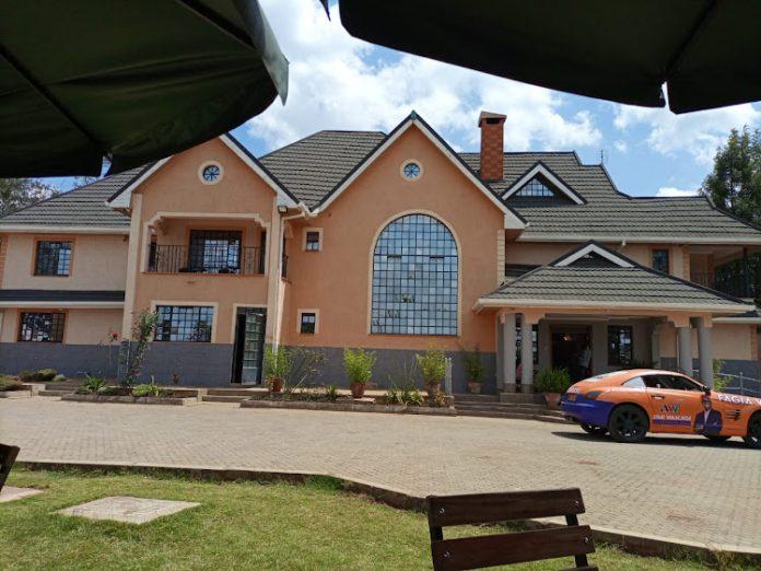 Eric Omondi Mansion