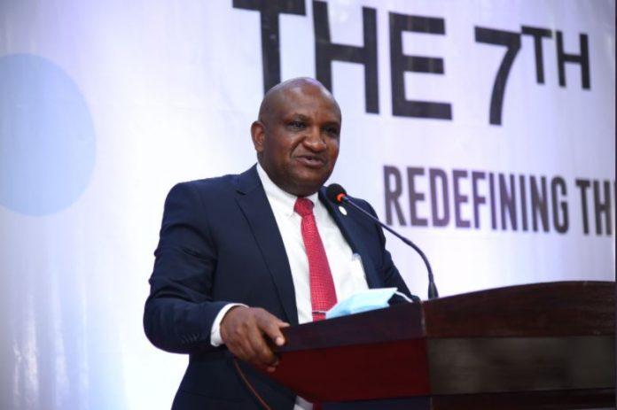 KRA commissioner-general Githii Mburu