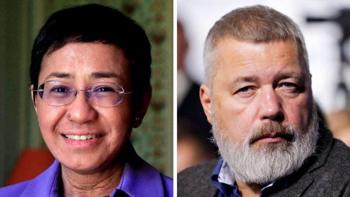 Nobel Prize winners 2021