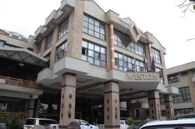 Weston Hotel Pic