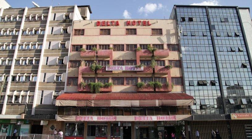 Delta Hotel is an 82-room establishment located along University Way in Nairobi.
