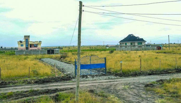 Ruiru kamakis plots for sale