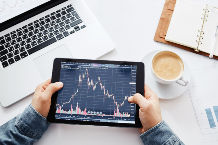 stock market - trading stocks online