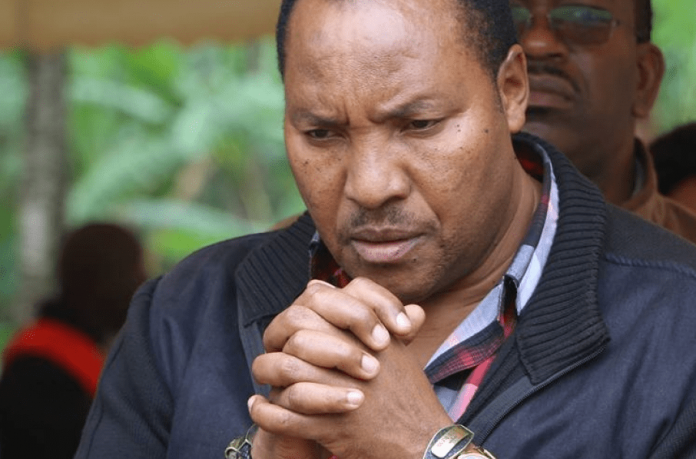 Former Kiambu Governor Ferdinand Waititu has had a torrid past two years in which he unsuccessfully battled his impeachment and was arraigned in court to face charges of corruption. [Photo/ Citizen Digital]